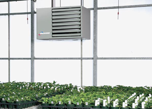 Greenhouse Heaters For Nurseries
